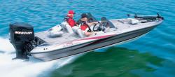 Triton Boats TR186 DC Bass Boat