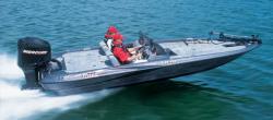 Triton Boats TR196 DC Bass Boat