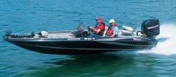 Triton Boats TR20X DC HP Bass Boat