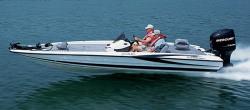 Triton Boats TR210 Bass Boat