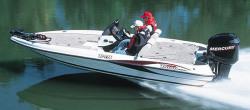 Triton Boats TR176 Bass Boat