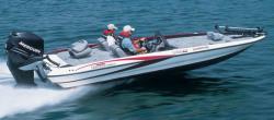 Triton Boats Tr-21X HP Bass Boat