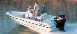 Triton Boats 190 LTS  Bay Boat