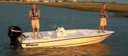 Triton Boats 191 LTS Bay Boat