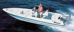 Triton Boats 220 LTS Bay Boat