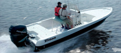 Triton Boats 22 LTS Bay Boat