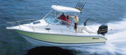 Triton Boats 2486 WA Walkaround Boat