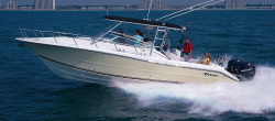 Triton Boats 351 Express Fisherman Boat