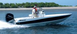 Triton Boats 24 LTS Bay Boat