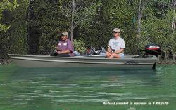 Triton Boats 1431 SFB Jon Boat