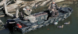 Triton Boats 1546 DS Hunting and Duck Boat