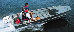 Triton Boats 1546 MRVVJ Jon Boat