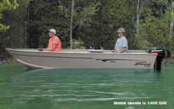 Triton Boats 1668 SUV Utility Boat