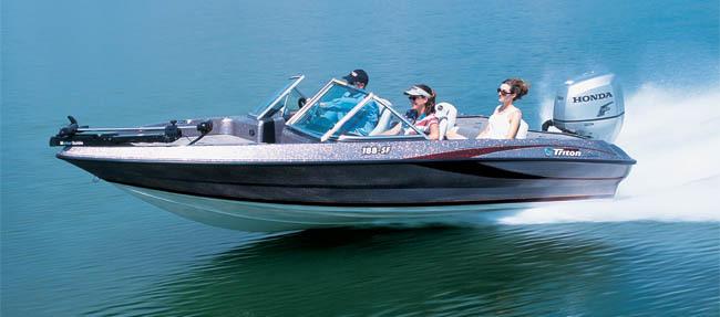 Research triton boats sf188 fish and ski boat on for Triton fish and ski