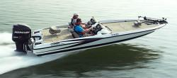 2008- Triton Boats - TR210