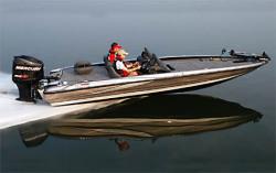 2008 - Triton Boats -21X2 DC