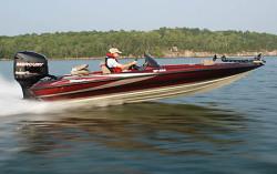 2008 - Triton Boats - TR196 DC  SC