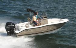 2008 - Triton Boats - 195 CC