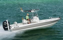 2008 - Triton Boats - 240 LTS