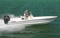 2008 - Triton Boats - 24LTS