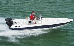 2008 - Triton Boats - 22 LTS