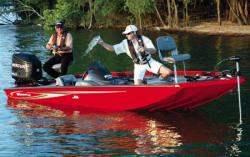 2008 - Triton Boats - 186 Magnum DC  SC
