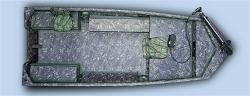 2008 - Triton Boats - 1650 DS