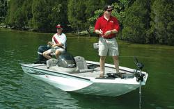2008 - Triton Boats - 176 Magnum