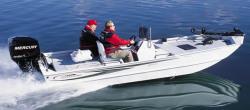 2008 - Triton Boats - 1860CC