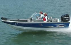 2008 - Triton Boats - DV 17 Magnum