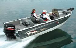 2008 - Triton Boats - DV17  Liberty
