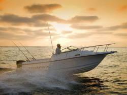 2014 - Trophy Boats - 2102 Walkaround
