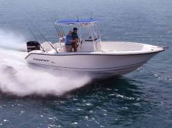 2014 - Trophy Boats - 2203 Center Console