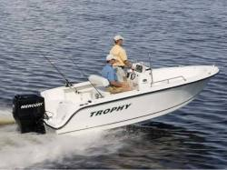 2010 - Trophy Boats - 1703 Center Console