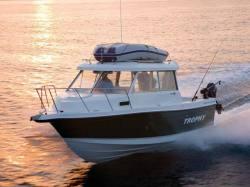 2010 - Trophy Boats - 2359 Hard Top