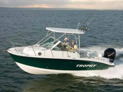 2010 - Trophy Boats - 2302 Walkaround