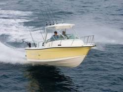 2010 - Trophy Boats - 2352 Walkaround