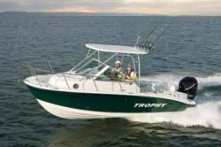 2011 - Trophy Boats - 2302 Walkaround