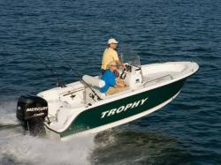 Trophy Boats 1703 Center Console Center Console Boat