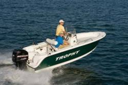 Trophy Boats - 1703 Center Console 2008