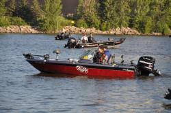 2016 - Tuffy Boats - 1890 DW Osprey