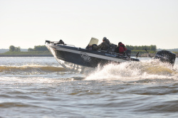 2016 - Tuffy Boats - 2060 DS Osprey