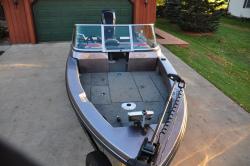 2016 - Tuffy Boats - 1760 DS Osprey