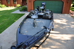 2016 - Tuffy Boats - X-190 DS ESOX