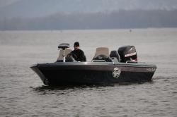 2016 - Tuffy Boats - 2100 DS ESOX