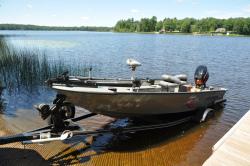 2016 - Tuffy Boats - X-170 T ESOX