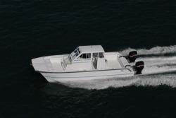 2014 - Twin Vee Boats - 36 Pilot House