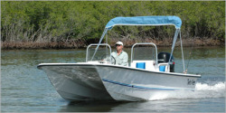 2014 - Twin Vee Boats - 19- Dual Console Bay Cat