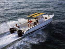 2014 - Twin Vee Boats - 36 Ocean Cat