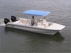 2014 - Twin Vee Boats - 26 Dual Console Ocean Cat